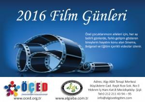 FİLM GÜNLERİ 2016 BAŞLIK