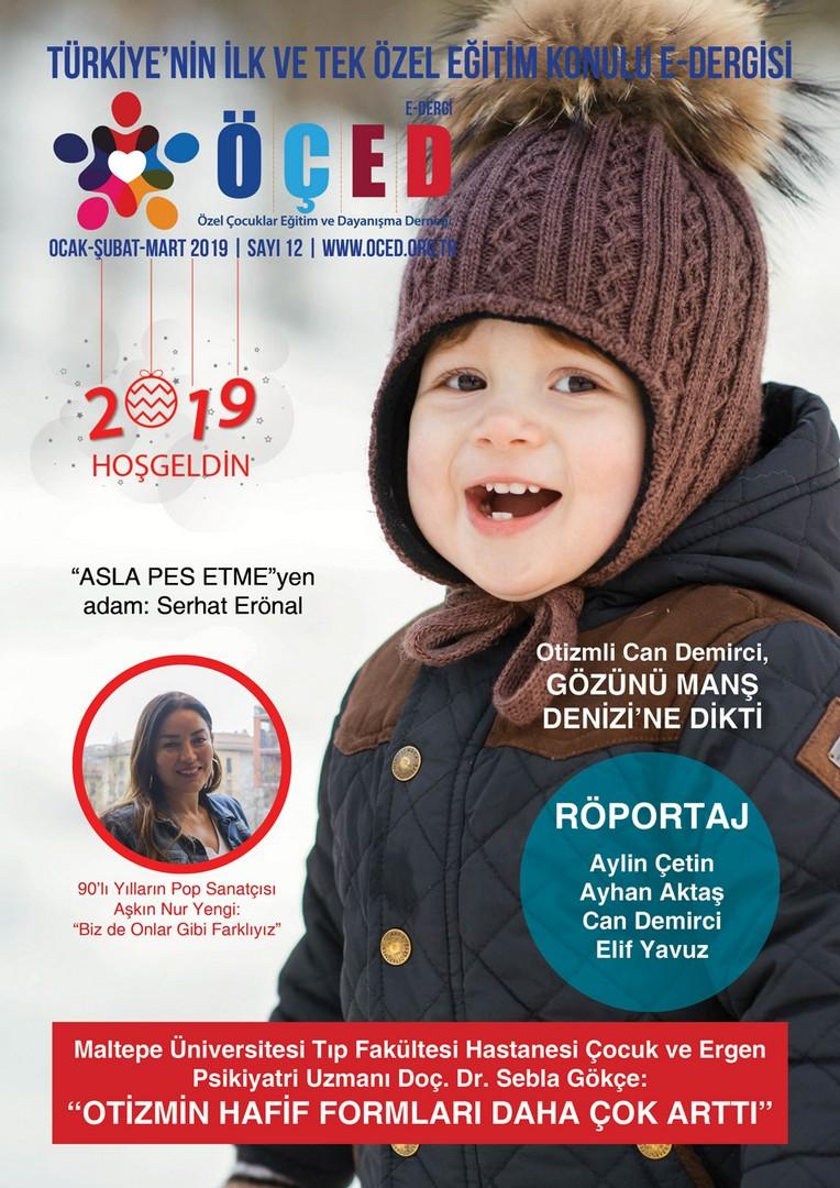 ÖÇED Ocak Şubat Mart 2019 E-Dergi